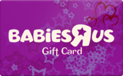 Babies R Us Gift Card Discount - 5.00% off