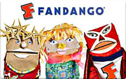 Fandango Gift Card Discount - 24.00% off
