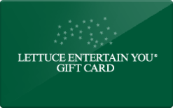 Lettuce Entertain You Gift Card Discount - 15.70% off