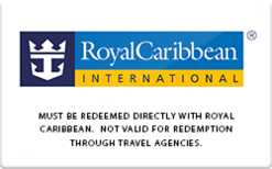 Royal Caribbean Gift Card Discount