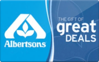Albertsons gift card
