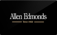 Allen Edmonds gift card