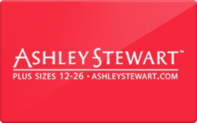 Ashley Stewart gift card