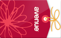 Avenue gift card