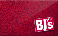 BJs Wholesale Club gift card