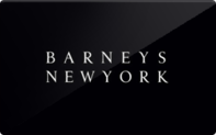 Barney's New York gift card