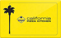 California Pizza Kitchen gift card