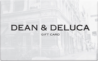 Dean & Deluca gift card