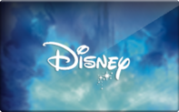 Disney Store gift card