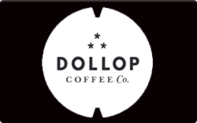 Dollop Coffee Co. gift card