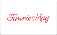 Fannie May gift card