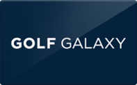 Golf Galaxy gift card