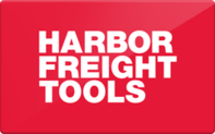 Harbor Freight Tools gift card