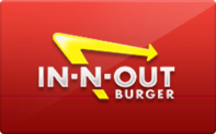 In-N-Out gift card