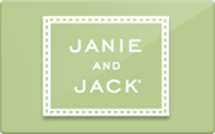 Janie and Jack gift card