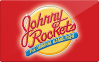 Johnny Rockets gift card