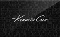 Kenneth Cole gift card