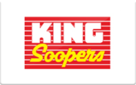 King Soopers Grocery gift card
