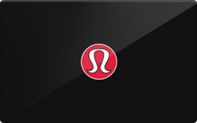 Lululemon gift card