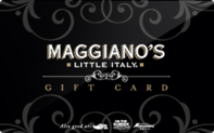 Maggiano's gift card