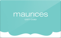 Maurices gift card