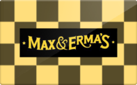 Max & Erma's gift card