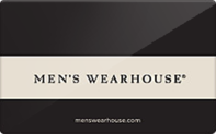Men's Wearhouse gift card