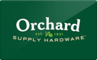 Orchard Supply Hardware gift card