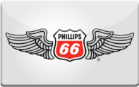 Phillips 66 Gas gift card