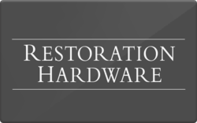 Restoration Hardware gift card