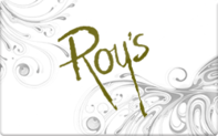 Roy's Hawaiian Fusion gift card