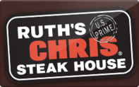 Ruth's Chris Steak House gift card
