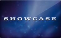 Showcase Cinemas gift card