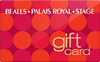 Stage Bealls Peebles gift card