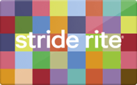 Stride Rite gift card