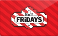 TGI Fridays gift card