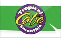 Tropical Smoothie gift card